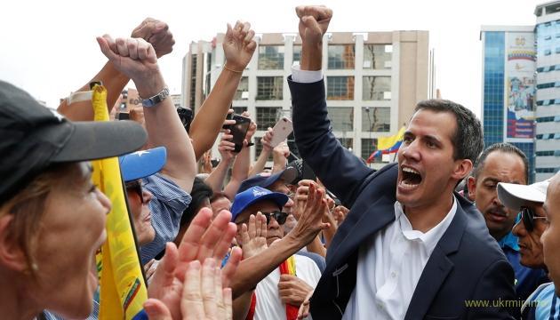 Верховный суд Британии признал Гуайдо президентом Венесуэлы