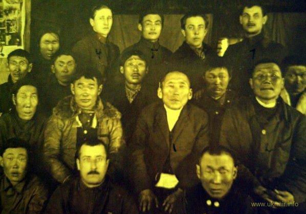 В мае 1924 года они поднялись на восстание