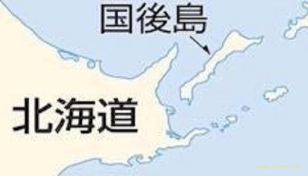Росіянин з Курильських островів вплав дістався до Японії і попросив притулок