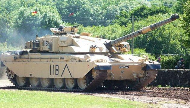 Британія анонсувала модифікований танк Challenger 3