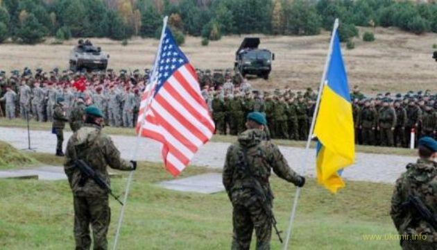 Українські військові на Rapid Trident вперше проведуть бойові стрільби з США