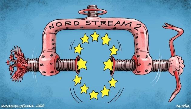 Вартість газу в ЄС почала зупиняти економіку Європи